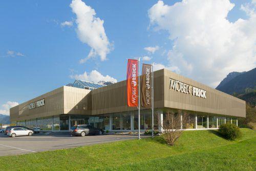 Nenzinger Möbelhausbetreiber erweitert Verkaufsfläche von derzeit 2600 auf 4300 Quadratmeter. VN
