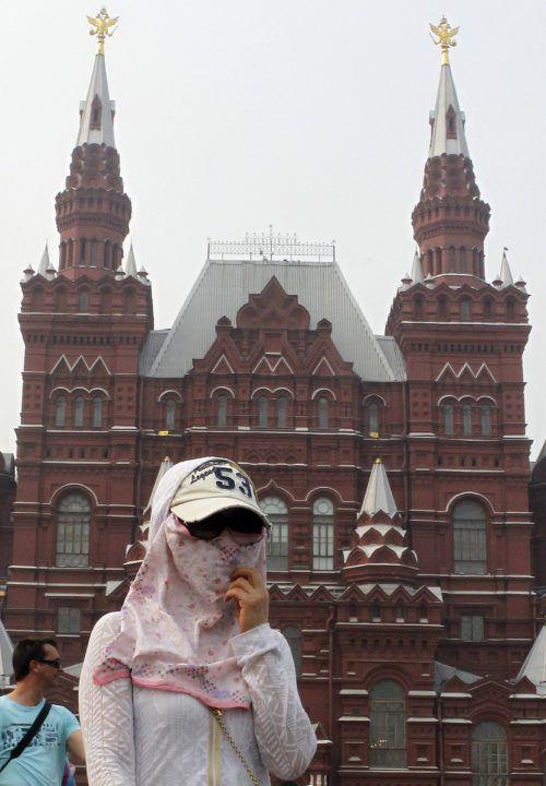 Das provisorische Reiseprogramm sah ein Treffen der Delegation und Firmenvertreter mit Dmitry Kozak in Moskau vor. AP