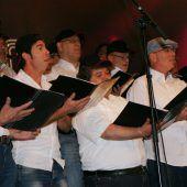 Chormusik trifft Pop im Hohenemser Löwensaal