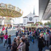 Die Luschnouar Kilbi –das größte Volksfest Vorarlbergs