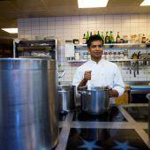 Ein Koch kämpft um seine Zukunft