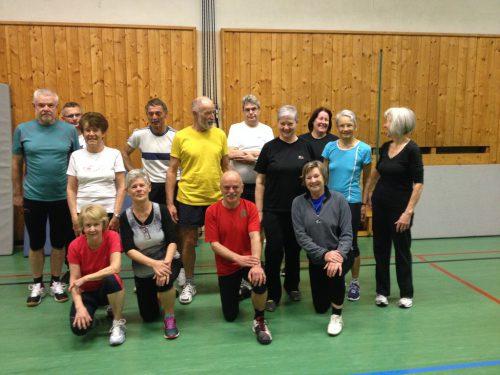 Der Kneipp Aktiv Club bietet Training für Frauen und Männer an.kneipp aktiv club