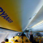 Pöbelnder Rassist sorgt für Eklat in Ryanair-Flugzeug