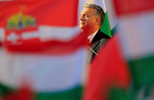 Der Regierung von Viktor Orban wird vorgeworfen, die Menschenrechte einzuschränken. reuters