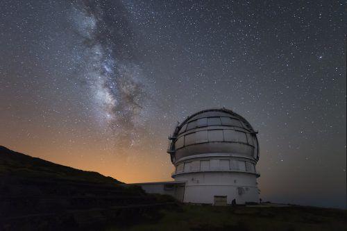 Der Roque de los Muchachos wurde als Standort für eine der umfangreichsten Teleskopflotten der ganzen Welt ausgewählt. AP