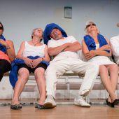 Selbstironisch und mutig – Seniorentheatertag in Bürs