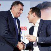 Das Balkanland bleibt zerrissen