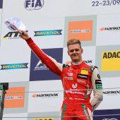 Mick Schumacher winkt die Formel-1-Lizenz
