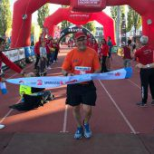 51 Nationen und fast 1400 Marathoni