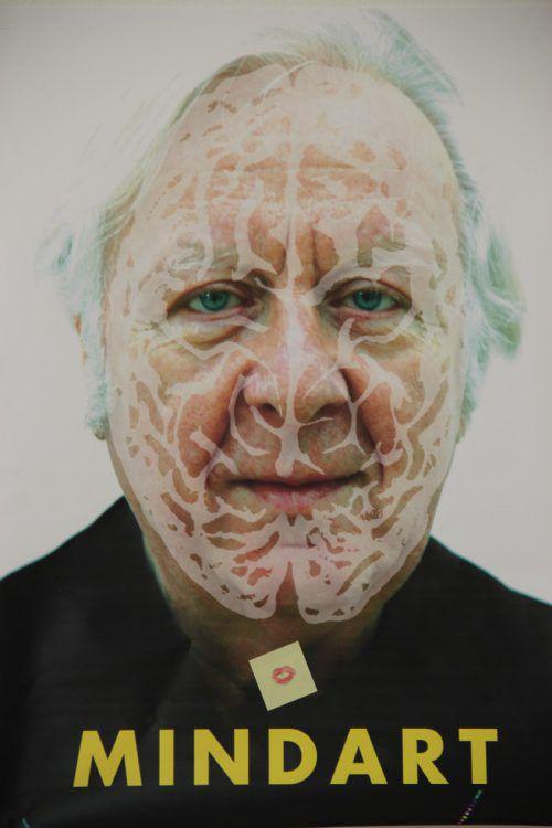 Der Vorarlberger Gerhard Johann Lischka (GJL) gilt unter Zeit- und Artgenossen als der klassische Künstler-Künstler. AG