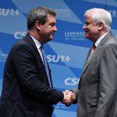 Schicksalswahl für die CSU