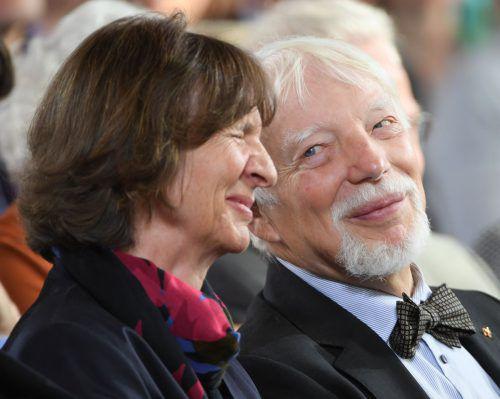 Die beiden Forscher haben sich mit Forschungen zur Erinnerungskultur von Gesellschaften einen Namen über Deutschland hinaus gemacht. afp
