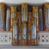 Orgel-Virtuosen in der Kirche St. Karl