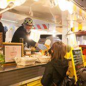 Street-Food-Festival im Harder Stedepark