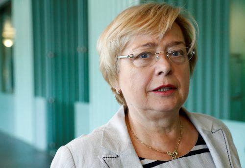 Die Chefin des Obersten Gerichts, Malgorzata Gersdorf, ist wieder im Amt. reuters