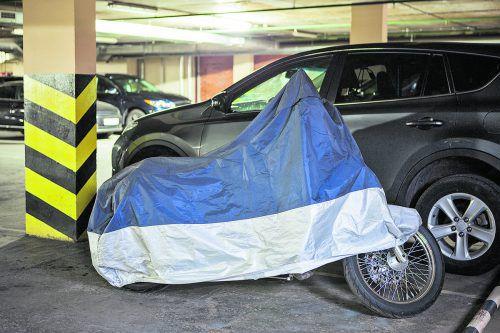 Die Garage dient der Verwahrung von Kraftfahrzeugen.foto: shutterstock