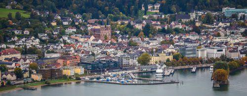 Die gesamte Vorarlberger Bevölkerung ist eingeladen, gemeinsam mit den Experten die Marke zu entwickeln.VN/steurer