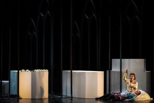Die Geschichte von Romeo und Julia von Vincenzo Bellini in der Fassung des Musiktheaters Vorarlberg. MTVO