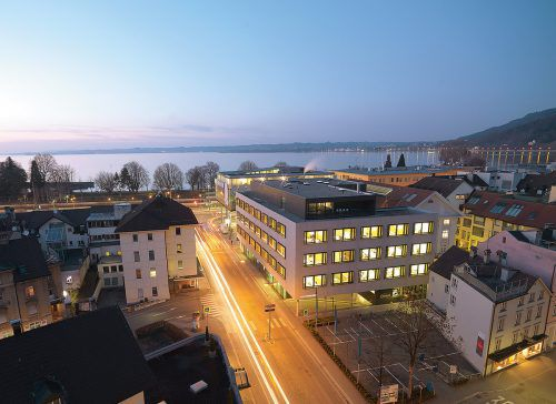 Die Hypo Vorarlberg geht neue Wege und nutzt erstmals die zukunftsweisende Blockchain-Technologie. hypo