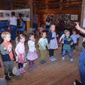 Nächtliche Museumserlebnisse für Jung und Alt im Klostertal