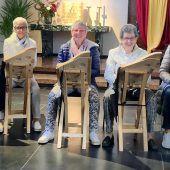 Hospiz-Ausstellung im LKH Dornbirn