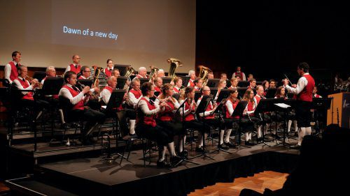Die musikalische Leitung beim Konzert hat Kapellmeister Manfred Nenning.