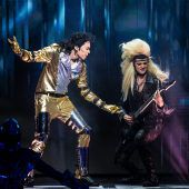 Das neue Jackson-Musical Beat it! im Festspielhaus