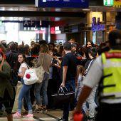 Mehrere Verletzte bei Geiselnahme im Kölner Hauptbahnhof