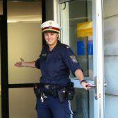 Tag der offenen Tür in der Polizeiinspektion