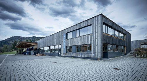 Die Produktion der Firma Fintes in Hittisau soll 2019 mehr Platz bekommen.Fa