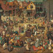 Bruegel-Schau endete mit 408.000 Besuchern