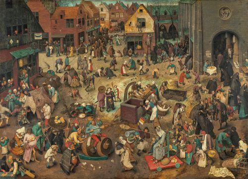 Die Bruegel-Werke aus dem KHM-Bestand sind ab 31. Jänner wieder zu sehen. KHM