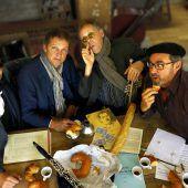 Die Schurken auf musikalischer Frankreich-Reise