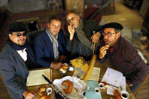 """""""Die Schurken"""" spielen am Donnerstag, 25. Oktober, im Spielboden. Veranstalter"""