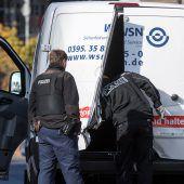 Überfall auf Geldtransporter mitten in Berlin