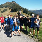 Teambuilding der Admira Youngsters