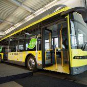 Österreichs erste E-Linienbusse in Vorarlberg