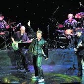 Dennis Jale tourt wieder mit der Original Band von Elvis Presley