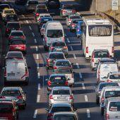 CO2-Ausstoß von Autos soll um 35 Prozent sinken