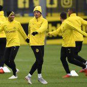 Dortmund gegen Monacound die eigenen Erinnerungen