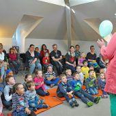 Festival der Geschichten in Dornbirns Büchereien