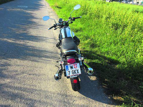 Ein charmantes, unkompliziertes Motorrad, das sich durchaus zu den Urhebern der Klassikwelle zählen darf.vn/schutti