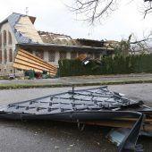 Kärnten wappnet sich für Rekordhochwasser
