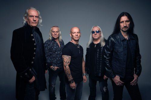 Ein Jahr fehlt der 1969 gegründeten Hardrockband Uriah Heep noch zum 50. GeburtstagRICHARD STOW