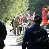 Blutbad in Schule auf der Krim