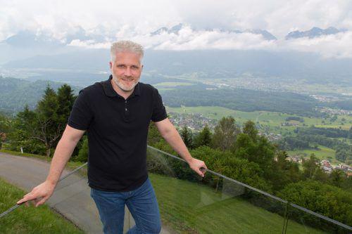 Ende April 2019 ist für Mathias Mayr Schluss im Dreiklang. VN