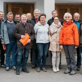 Rankweiler besuchten Versteigerungshalle