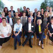 Betreuung älterer Menschen im Fokus