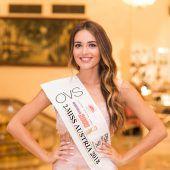 Miss-Austria-Krone für Izabela. A9