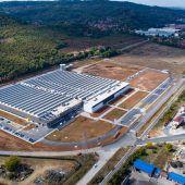 30-Millionen-Investition: Zumtobel eröffnet in Serbien neues Produktionswerk. D1